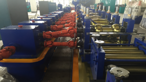 Ugljičnog čelika cijevi mlin linija ZG32
