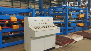 Sandiwiij PU Panel Production Line