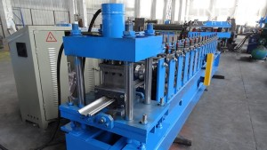 Trending Products Aluminium Roof Roll Forming Machine -