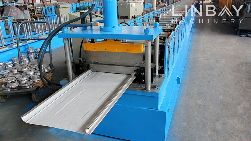 Door frame roll forming machine Featured Image