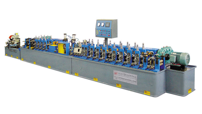 Stainless steel tube mill line BG Featured Image