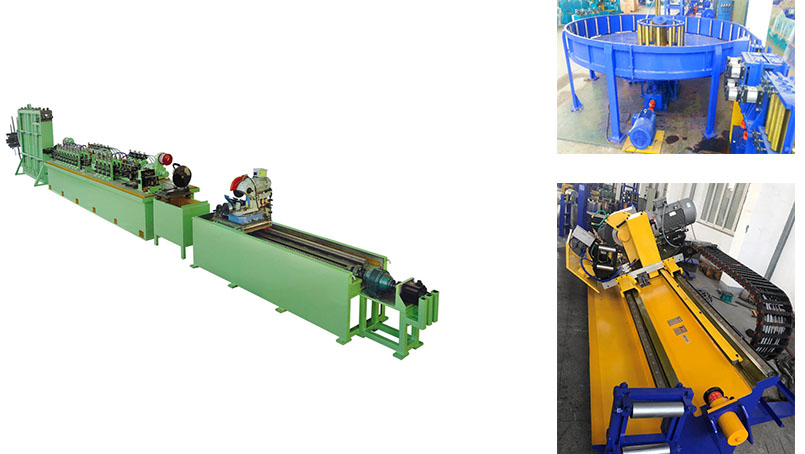 Plastic pipe mill line FG20 Featured Image