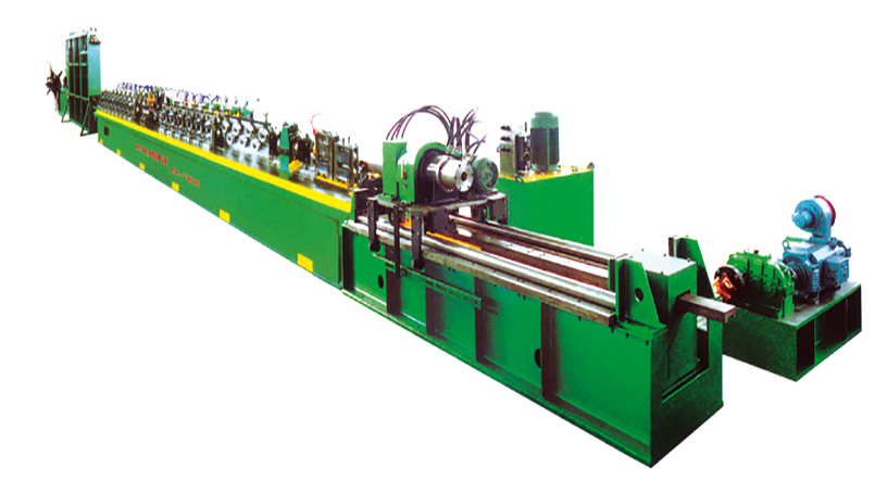 Plastic pipe mill line FG30 Featured Image
