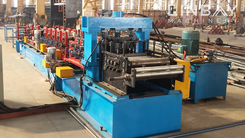 C Z Purlin Quick roll forming machine Featured Image