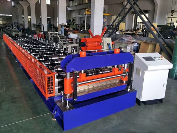 roll forming machine to Arabia (2)1
