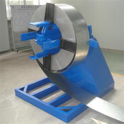 1.manual decoiler