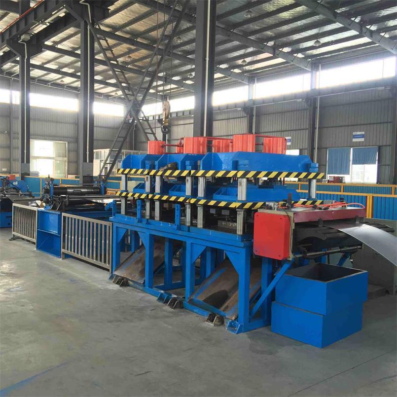 2.hydraulic punching station