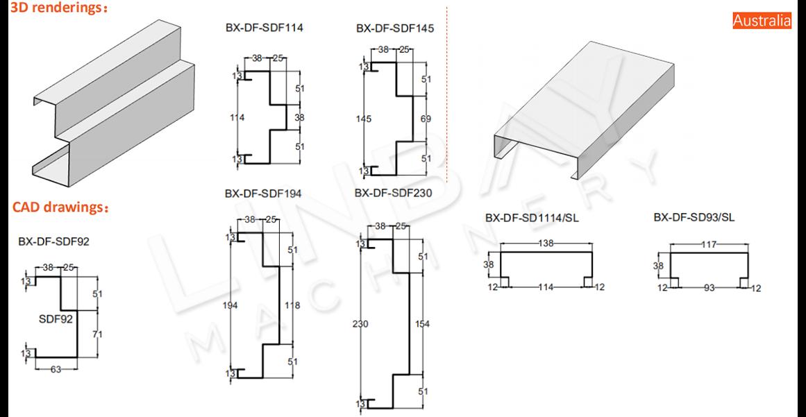 3D CADロール成形機(3)