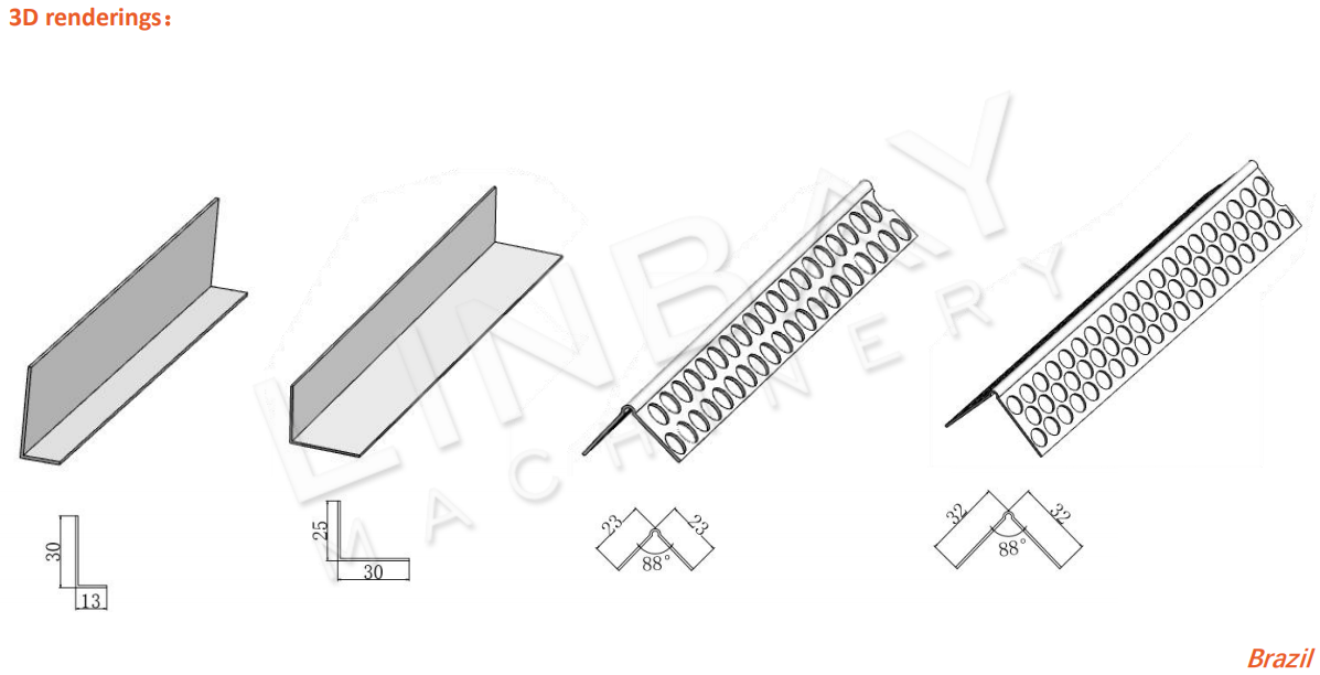 Aplikasi Drywall roll forming machine (1)