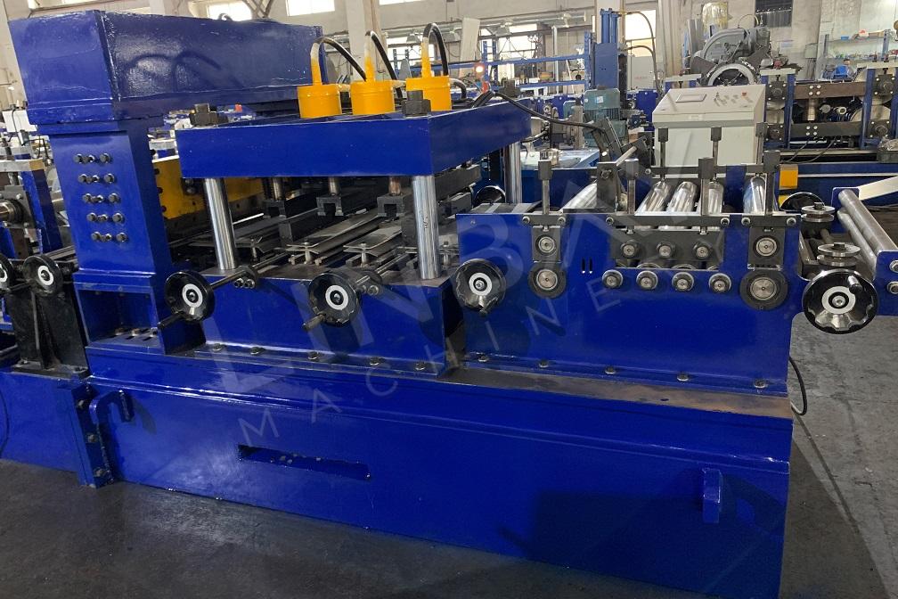 CZS purlin roll forming machine (3)