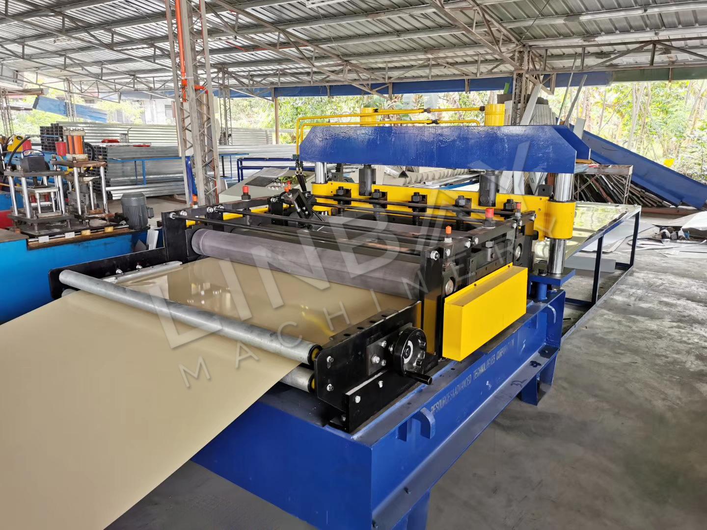 Cut to length machine CTL1250 (2)