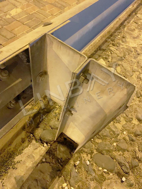 Saudi Arabia guardrail spacer block and post (1)
