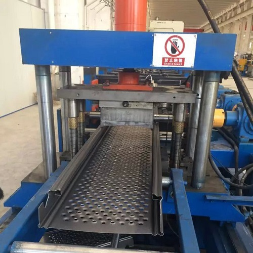 Scaffold plank roll forming machine (2)