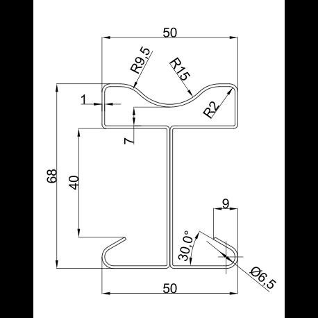 ワイヤーメッシュフェンス(4)