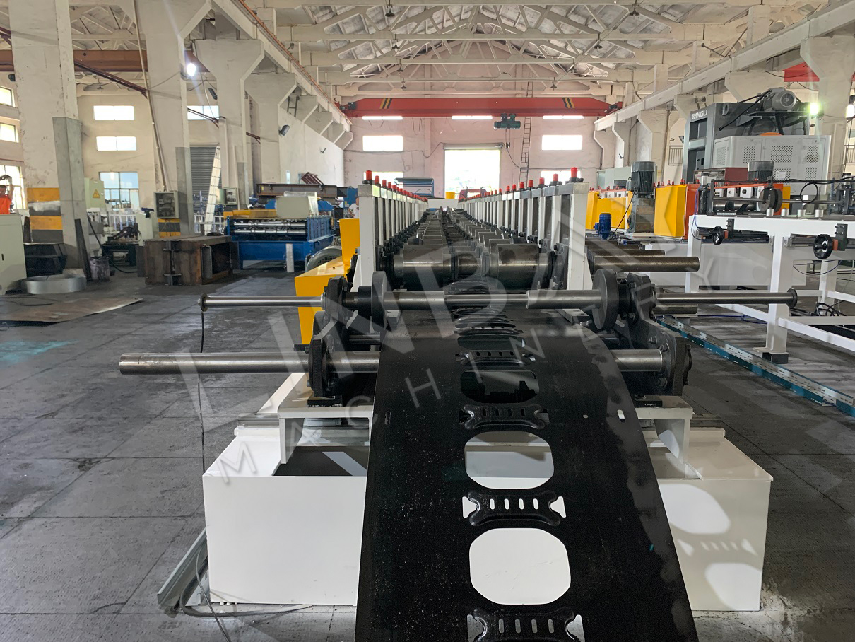 cable tray roll forming machine (3)