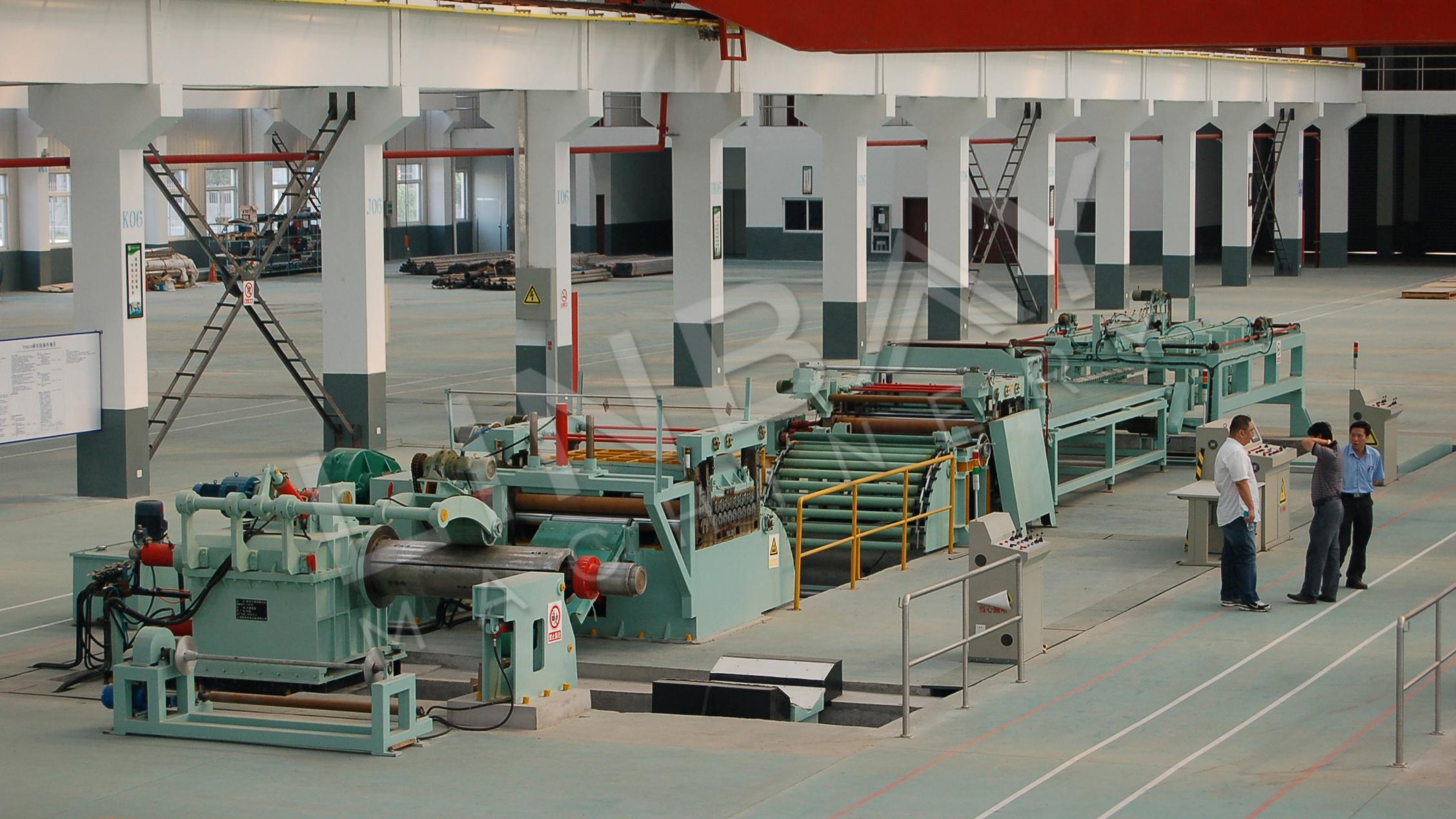 cut to length machine CTL1600 (1)