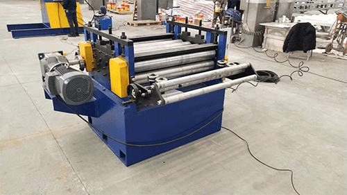 highway guardrail roll forming machine (3)