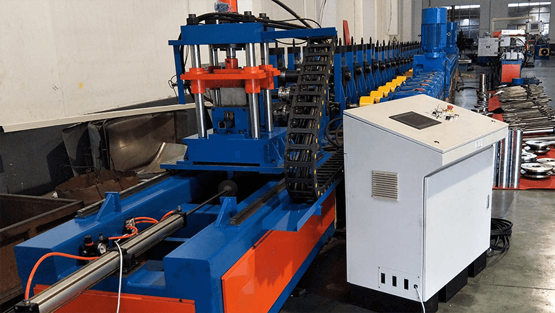 octagonal tube roll forming machine (1)