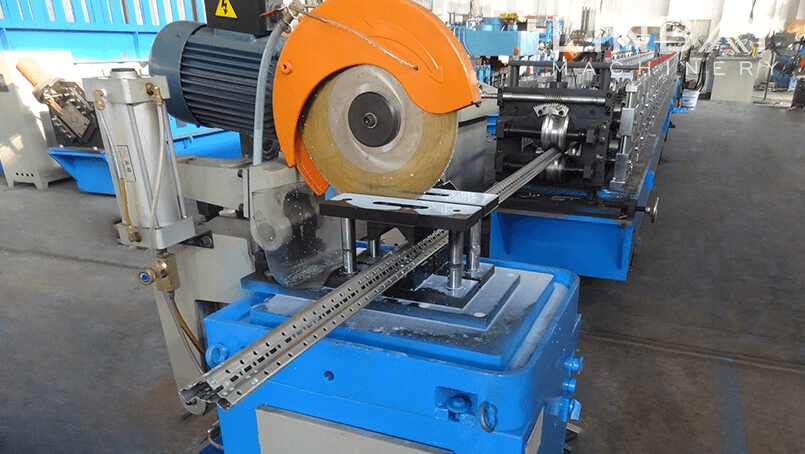 octagonal tube roll forming machine (2)