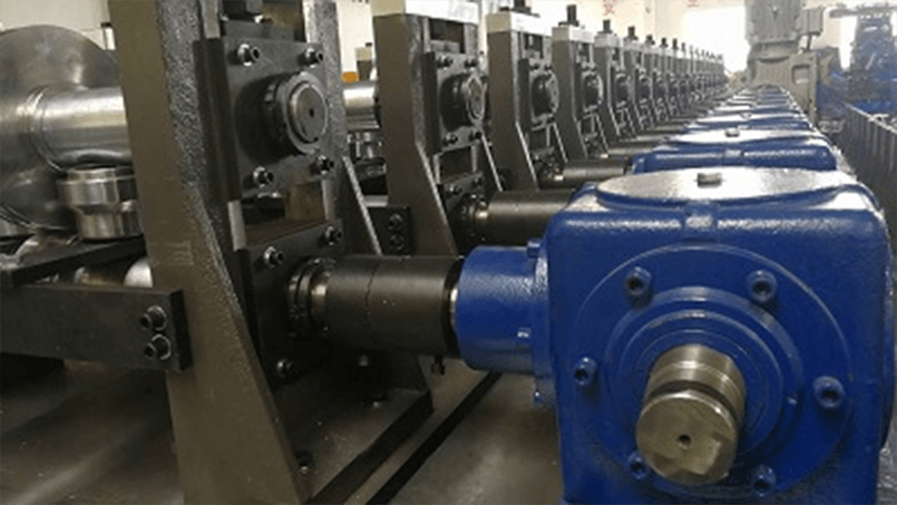 octagonal tube roll forming machine (3)