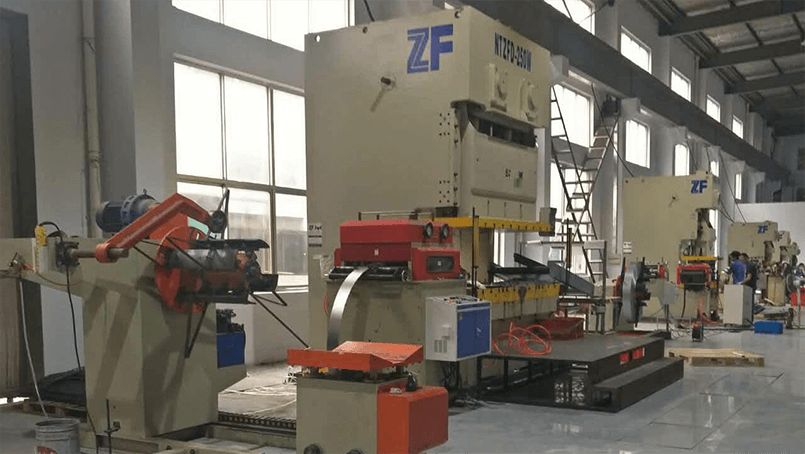 octagonal tube roll forming machine (4)