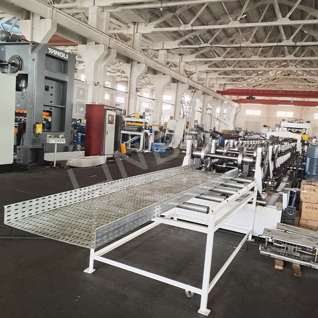 perforated cable tray roll forming machine (1)