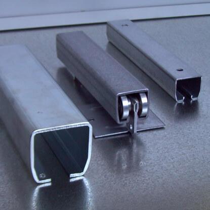 rolling shutter pintu rel roll membentuk mesin (2)